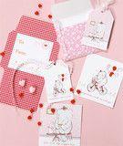 Valentines - PDF Printable Set