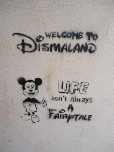 "Banksy - ""Dismaland"""