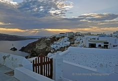 Sunset Santorini   Trish Herzog Photography
