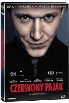 Czerwony pająk (DVD) - Koszałka Marcin