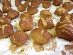 Whole Wheat Soft Pretzel Bites-OAMM