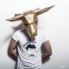 Bull Mask - Wintercroft  - 2