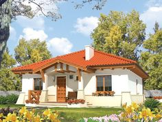For those in love with the traditional style, who think with nostalgia at grandparents ' house, we have prepared in the ranks below three projects of rustic houses that seem detached from stories. Add A Bathroom, Traditional House Plans, Balcony Design, Ground Floor, Home Projects, Malaga, Gazebo, Architecture Design, Floor Plans
