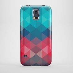 Geometric Pattern Samsung Galaxy S6 case Samsung by SpectrumCases