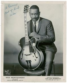 "Wes Montgomery- - Wes' famous song ""Bumpin' On Sunset"" was an ode to the street he lived on which was down the street and around the corner from me."