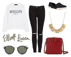 """""""Casual Thursday"""" by elliottlucca ❤ liked on Polyvore"""