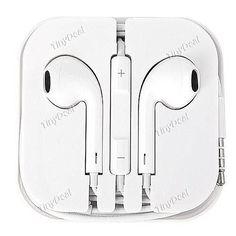 3.5mm In-ear Earphones Earbuds Headphones with Microphone for iPad iPhone