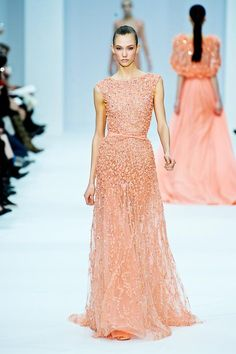 Elie Saab Spring Couture 2012. This woman is amazing...  And again I ask myself why there arent more formal events in my life??