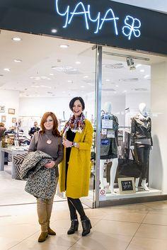 Módna stylistka Mirka Dobiš Michalková našla v nákupnom centre Polus opäť skvelé modely a nastylovala pani Danku na štýl osudovej femme fatale.