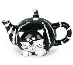 Chester The Cat Teapot Purrrrr-fect For Tea Parties,Dining And Kitchen Decor Burton & Burton http://smile.amazon.com/dp/B000IND9CA/ref=cm_sw_r_pi_dp_VxZkub02Z9SKN