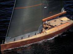 Wally Yachts Tiketitan. This boat makes me drool.