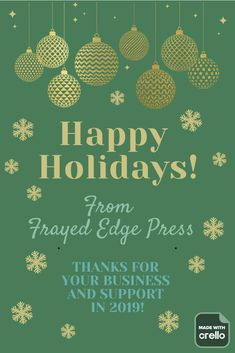 Frayed Edge Press is a small independent press which publishes books that are a bit on the fringe. Literary Fiction and Poetry. Literary Fiction, Book Publishing, Happy Holidays