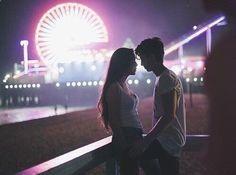 •Pinterest : V E E • Elegant romance, cute couple, relationship goals, prom, kiss, hugging, dating, love, tumblr, grunge, hipster, aesthetic, boyfriend, girlfriend, teen couple, young love image
