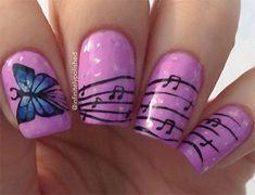 Inspiring-Music-Nail-Art-Designs-Ideas-Trends-2014-6