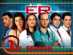 I watched many, many epsidoes of ER with my mom growing up. I remember the original cast.