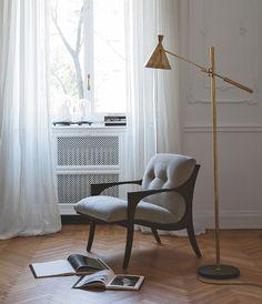 Find your own corner of #inspiration 🤓🖤⠀ Photo by PHILIPP SELVA / Bridge Armchair⠀ .⠀⠀⠀⠀ .⠀⠀⠀⠀ #interiodesign #interiordesignideas #interiordesigninspo #interiordesigngoals #italianfurniture #design #homedecor #architecture #homedesign #furniture #interiorstyling #designer #interiordesigner #interiorstyle #interiorinspo #instahome #interior123 #vintage #style #luxury #interior #fmdesignelements #luxuryfurniture #classicfurniture #handmadefurniture #instafollowers #vintagestyle #retro Modern Interior Design, Interior Styling, Interior And Exterior, Luxury Interior, Luxury Italian Furniture, Classic Furniture, Ocean Bedroom, Handmade Furniture, Online Furniture