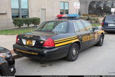 Summit County Sheriff Ford Crown Victoria   by Seluryar