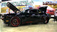 CUSTOM SUPERCHARGED WIDE BODY Dodge Challenger SRT8 – automotive99.com