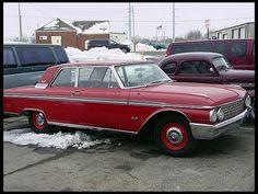 1962 Ford Galaxie 500  406 CI, 4-Speed    #MecumKC