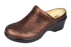 Alegria Shoes Isabelle Bronze Easy from Alegria Shoe Shop - now on closeout!