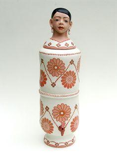 Irene Gomes da Silva - Cerâmica do Vale do Jequitinhonha