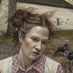 Open Window - Andrea Kowch