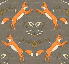 Foxen by Holli_zollinger.