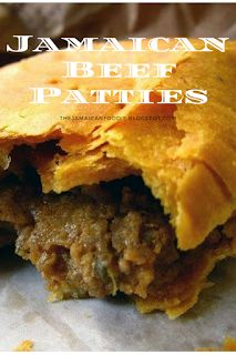 Jamaican Foodie: Jamaican Beef Patty