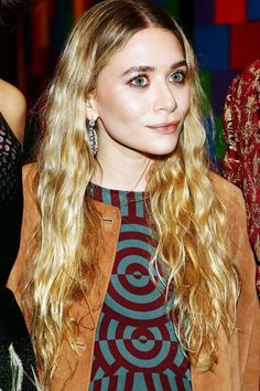 Bored With Your Hair? 29 Ideas To Try In 2016 #refinery29  http://www.refinery29.uk/new-hairstyle-ideas-beauty-resolutions-2016#slide-2  Master A New WaveA little salt spray (hydrating cream if you have curly hair), some scrunching, and a 1-inch flat iron are all you need to get this look....