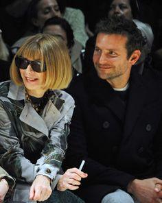 Anna Wintour et Bradley Cooper au défilé Burberry Fashion Week de Londres : les people du premier rang | Glamour