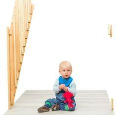 bevegelig trappegrind
