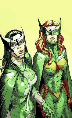 Huntress & Batwoman in Injustice Gods Among Us: Year Two 17