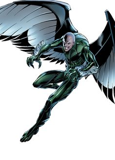 The vulture Marvel Villains, Marvel Comics Art, Marvel Vs, Spiderman 4, Amazing Spiderman, Marvel Comic Character, Marvel Characters, Comic Books Art, Comic Art