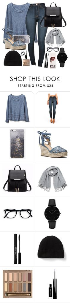 """Style!👌👌"" by malrocks2003 ❤ liked on Polyvore featuring Gap, Skinnydip, MICHAEL Michael Kors, Vero Moda, CLUSE, Urban Decay and Givenchy"