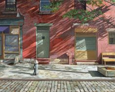Paul Schulenburg - George Billis Gallery  http://www.georgebillis.com/paul-schulenburg.html