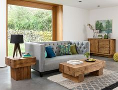 The Iris Living Range is specifically designed for the 21st century home. With the mixture of contemporary & traditional wooden style this versatile range will look great in any home.
