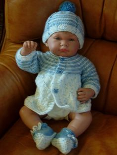303 meilleures images du tableau tricot bébés, enfants 1 ... 858aa6e2a04