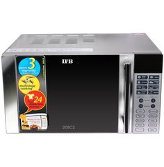20-Litre 1200-Watt Convection Microwave Oven