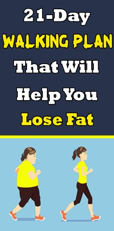 Workout Plan Walking Plan That Will Help You Lose Fat Health And Fitness Tips, Fitness Diet, Health Tips, Fitness Plan, Lose Belly Fat, Lose Fat, Lose Body Fat Diet, Walking Plan, High Intensity Workout