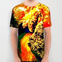 Hidden power All Over Print Shirt