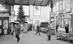 Leeds Central: Christmas. 1966. | The last festive season fo… | Flickr