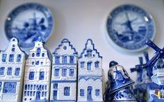 Royal Delft souvenirs