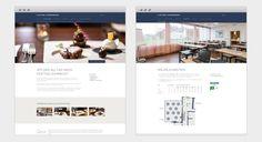 Hotel Thorenberg - Responsive Webdesign Web Design, Hotels, Desktop Screenshot, Design Web, Website Designs, Site Design