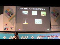 Cómo hacer un plan de Social Media,  Manuela Battaglini en EBE12