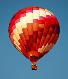 Balloon Festival, TX. Photo by Andy New.