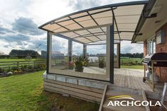 Looking to extend your living space? Add an Archgola to your home and it's like adding a new room, for a fraction of the price. Archgola awnings are custom-made to your style and budget. Customise your Archgola awning design, frame colours and roof tints, to achieve the shade and shelter you're looking for. Call us now on 0508 272 446 for a FREE measure & quote. Outdoor Awnings, Roof Shapes, Outdoor Shelters, Outdoor Shade, Outdoor Areas, New Room, New Zealand, Living Spaces, Budget