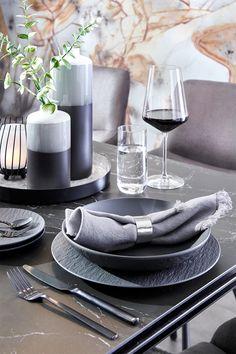 Geschirr, Tischdeko, Teller, V60 Coffee, Plates, Rock, Tableware, Chic, Dining Room, Style, Products