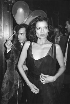 Rubell, Jagger, Halston, Studio 54 Photos : Lot 11 // bad bitch...SHE REALLY wasn't if you knew her! ...BellaDonna