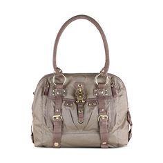 Handtasche SchimmerImmer, Karabiner, Nylon, Nylon Spring 2015, Nylon Spring 2015, George Gina & Lucy 139,90€