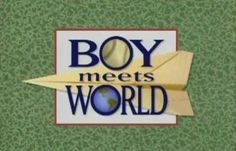 boy meets world | Boy Meets World Logo – Michael Jacobs Productions / Touchstone ...